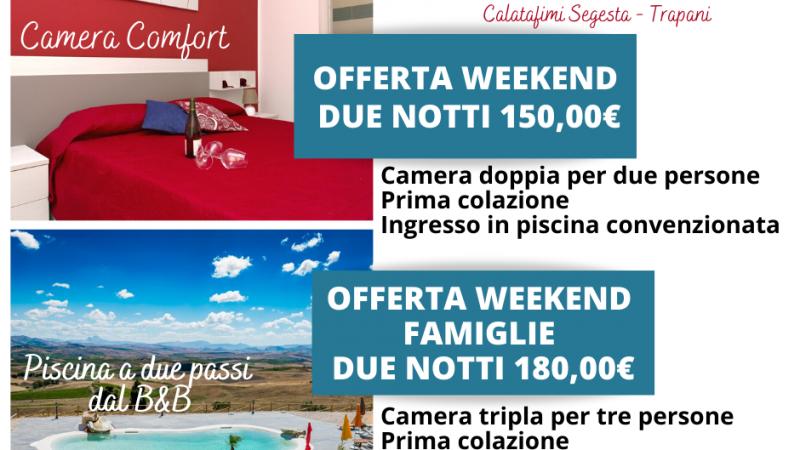 Offerta Weekend Sicilia